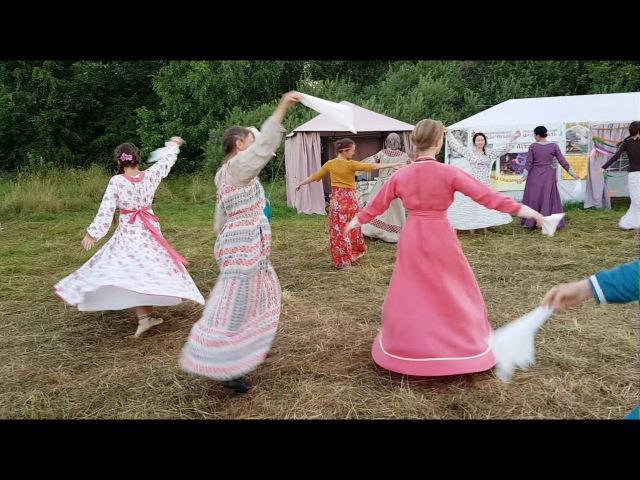 С.Жданов - Танец с платочками | Собери Свою Матрёшку '17