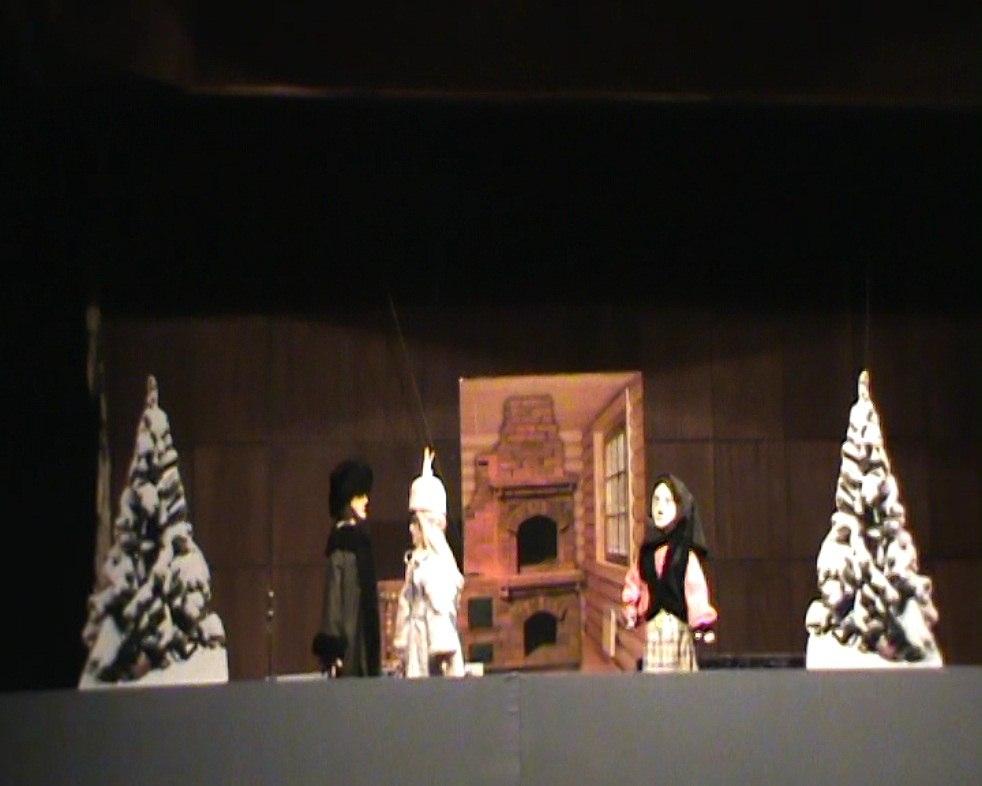 Драмтеатр Тирасполь  10 июня в 10:00 в Театре