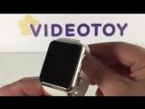 Умные Часы Smart Wath A1 Turbo  - обзор внешнего вида и функций