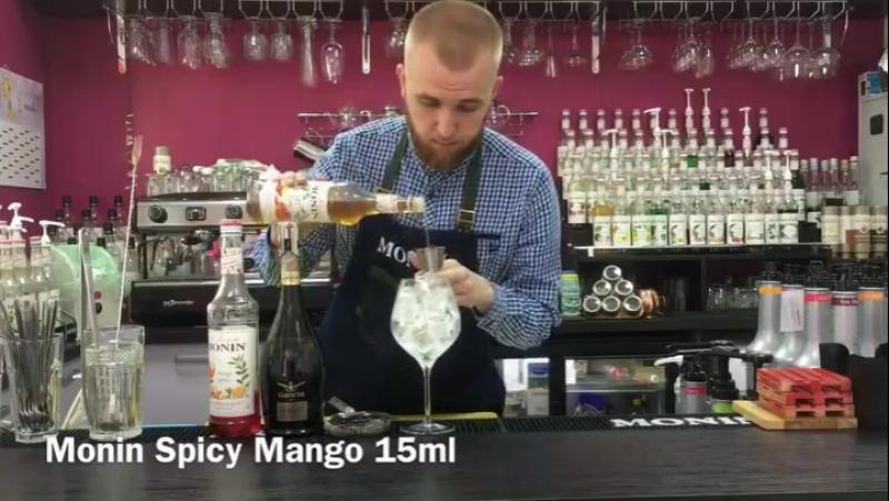 Пряный Манго Сприц / Spicy Mango Spritz