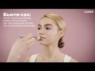 Как сделать освежающий макияж с помощью 5 средств