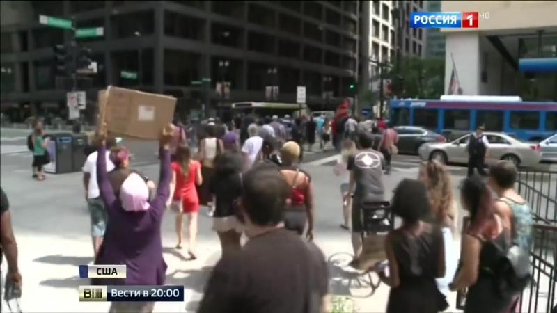 Атака на полицейских в Далласе не была импровизацией