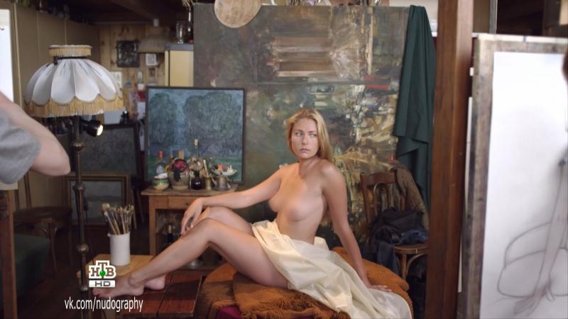 Юлия Мельникова голая в сериале
