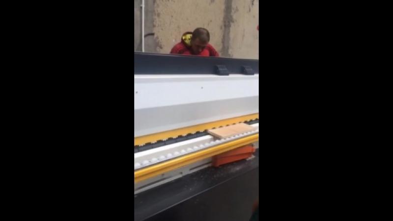 Автоматический кромкооблицовочный станок Filato 430