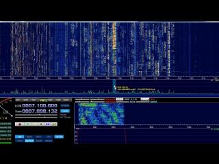 DVB-T + Soft 66 rtl диапазон 40 метров, Дальний Восток.