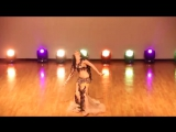 Magic Belly dance  (رقص شرقي مصري) belly dancer Yulianna Voronina 5583