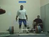 Jaber Saeed Salem  snatched 210 kg