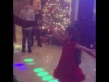Отрывок из танца моей Аннушки