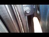 Лада Приора - провисли двери. Как исправить провисание дверей