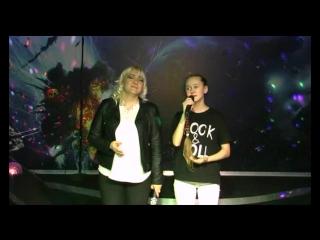 София Белова и Юлия Рябикова Vocal_Star - Ой, у вишневому саду... (11.04.2017 год)