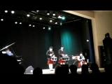 Оркестр шотландских волынщиков  SITYPIPES и лучшая фолк-рок группа страны Тинтал