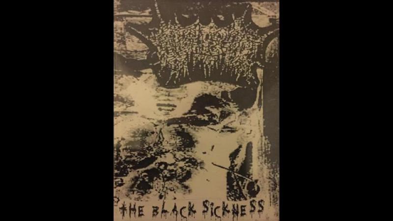 Vomitoma -The Black Sickness (Full Album)