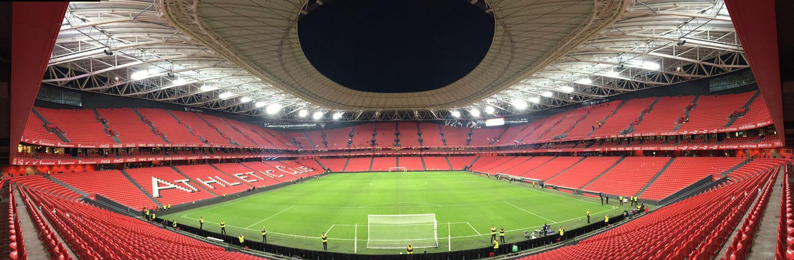 «Алавес» хочет, чтобы финал Кубка Испании прошел на стадионе «Сан Мамес»