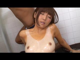 Sakura kizuna l solowork squirting breasts school swimsuit sun tan lines student jav asian азиатка tanned загорелая японка