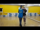 Salsa Social 15.06.2017, KIZOMBA 3,  Тьерри Деа и Оксана Костромина