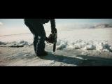 ледяная карусель на Байкале