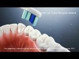 Как правильно чистить зубы электрическими зубными щетками Philips Sonicare