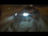 audi A6 quattro snow.mp4