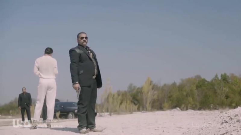 «Королева юга»- озвученный промо-тизер к 1 сезону