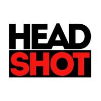 """Логотип SMM-агентство """"HeadShot"""" / Краснодар"""