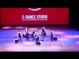 Джаз Фанк. Отчетник E dance. Хореограф Инна Белова