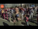 Наше УТРО на ОТВ – включение – зарядка с Ольгой Фаткулиной
