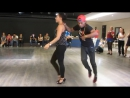 LOVES KIZOMBA 2015_ Morenasso Sensualonda Anais Millon semba workshop