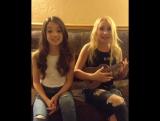 Как же круто спели ♫ 2 милых девушки шикарно поют ♫