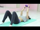 Укрепляем мышцы рук и груди