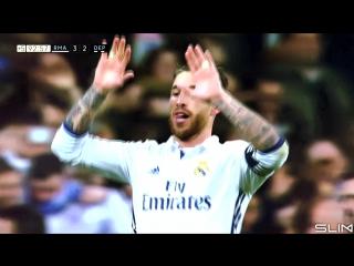 Серхио Рамос | Slim | vk.com/nice_football