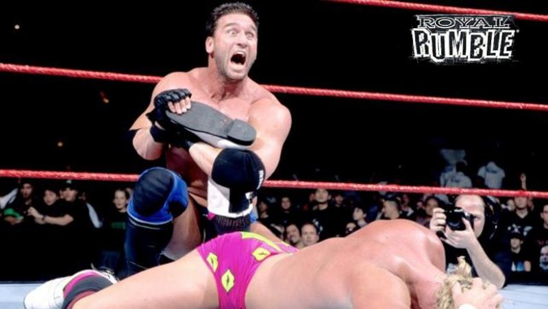 Royal Rumble 1999 (часть 1)