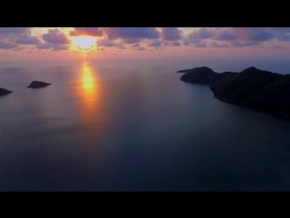 Koh Chang, Thailand - Drone footage