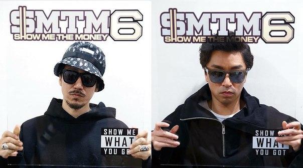 #SMTM6 #Zico #Dean #Dok2 #Illionaire #JayPark #AOMG #TigerJK #Bizzy #C