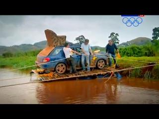Top Gear - 19 сезон 7 серия [Спецвыпуск]. В поисках истока реки Нил. Часть 2 (перевод Россия 2)