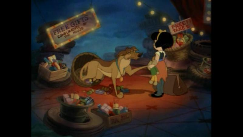 Мультфильм Все псы попадают в рай (1989)