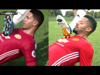 FIFA 17 GLITCHES _ FUNNY MOMENTS IN REAL LIFE