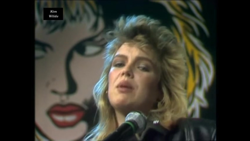 Kim Wilde - Cambodia 1981год