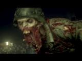 Игра Call of Duty_ WW2 - геймплейный трейлер режима Army of The Dead