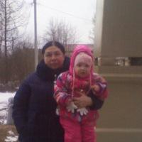 Анкета Екатерина Кужларова