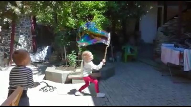 Переменка в детском центре Волшебная Карусель