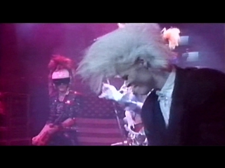 383) Sigue Sigue Sputnik - Sex-Bomb-Boogie 1986 (Genre Post Punk Glam Rock) 2017 (HD) Excluziv Video