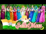 Hindi Sailor Moon - Да! Мы упоролись! (eng sub)