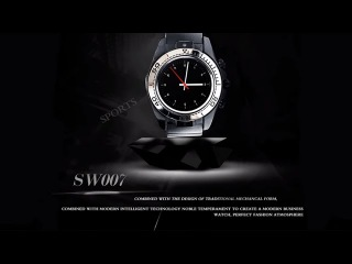 Smart watch SW007 - умные часы 2017