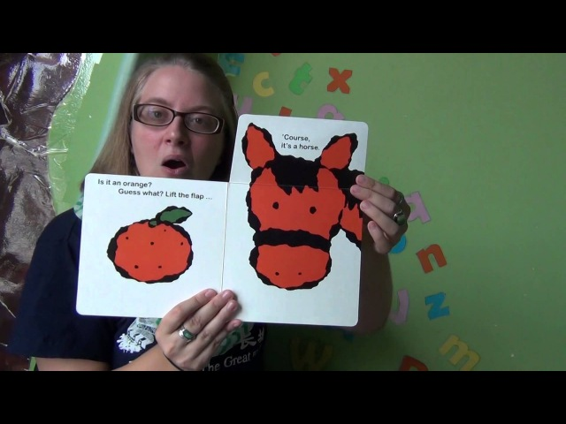 Miss Clare Reads- Guess What- Fruit?