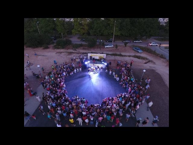 Official video / dinopark / sevastopol 2017 / opening