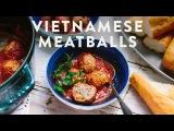 Vietnamese Meatballs Xiu Mai Recipe - Honeysuckle