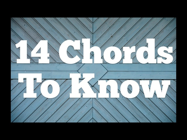 14 Chords To Know To Play Any Jazz Tune