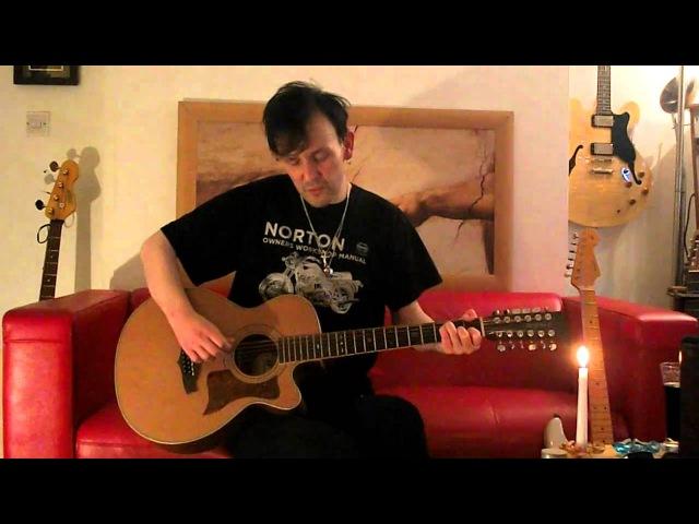 DARRELL BATH, plays b dylan classic (SENOR ). 09 /02/2011