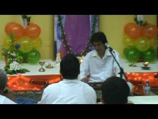 Sri Ajnish Rai sings Jaya Ma Jaya Ma Daya Karo Sai Ma