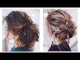 10 The Most Beautiful Hairstyles Compilation Tutorial For Xmas New Eve New Year 2016 - 2017